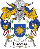 Portuguese Coat of Arms for Lucena