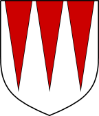 Coat of Arms from France for Crump