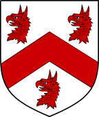 Coat of Arms from France for Tilney