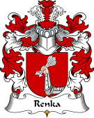 Polish Coat of Arms for Renka (Reka)