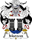 Portuguese Coat of Arms for Marecos