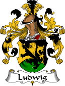 German Wappen Coat of Arms for Ludwig