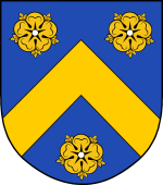 Dutch Coat of Arms shield for Cuypers