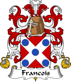 Coat of Arms from France for Francois II