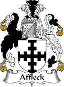 Scottish Coat of Arms for Affleck