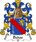 Coat of Arms from France for Bedos