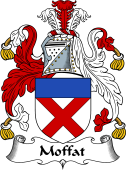 Scottish Coat of Arms for Moffat