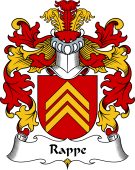 Polish Coat of Arms for Rappe