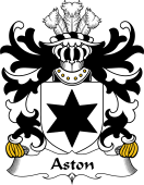 Welsh Coat of Arms for Aston (of Denbighshire)