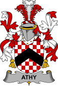 Irish Coat of Arms for Athy