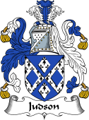 Scottish Coat of Arms for Judson