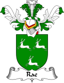 Coat of Arms from Scotland for Rae