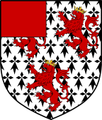 English Family Shield for Merry