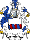 Scottish Coat of Arms for Carmichael