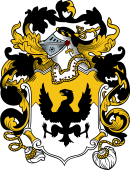 English or Welsh Coat of Arms for Underhill
