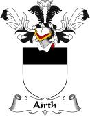 Coat of Arms from Scotland for Airth