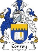 Irish Coat of Arms for Conroy