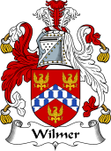 English Coat of Arms for Wilmer