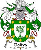 Spanish Coat of Arms for Doliva