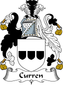 Scottish Coat of Arms for Curren