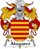 Spanish Coat of Arms for Abogadro