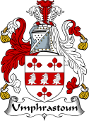 Scottish Coat of Arms for Umphrastoun