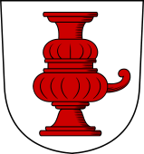 Swiss Coat of Arms for Schenk von Basel