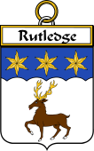 Irish Badge for Rutledge