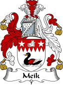 Scottish Coat of Arms for Meik