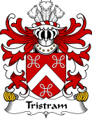 Welsh Coat of Arms for Tristram (OR TRYSTAN)