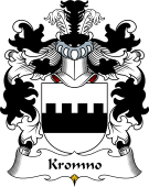 Polish Coat of Arms for Kromno