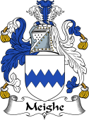 Irish Coat of Arms for Meighe