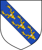 Coat of Arms from France for Stanley