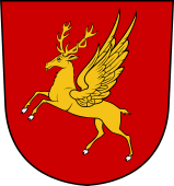 Swiss Coat of Arms for Langes de Lubières