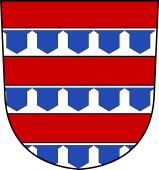 Swiss Coat of Arms for Blümenberg