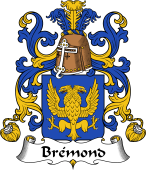Coat of Arms from France for Brémond