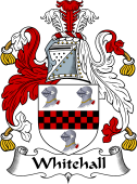 English Coat of Arms for Whitehall