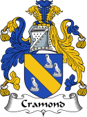 Scottish Coat of Arms for Cramond