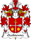 Polish Coat of Arms for Ocetkiewicz