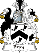 Irish Coat of Arms for Bray
