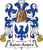 Coat of Arms from France for Saint-André