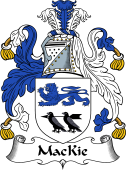 Scottish Coat of Arms for MacKie