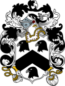 English or Welsh Coat of Arms for Ley