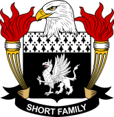 American Coat of Arms for Short