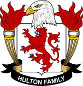 American Coat of Arms for Hulton