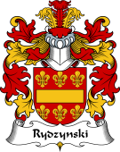 Polish Coat of Arms for Rydzynski