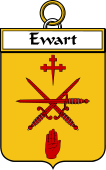 Irish Badge for Ewart