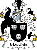 Scottish Coat of Arms for MacGhie