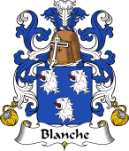 Coat of Arms from France for Blanche