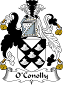 Irish Coat of Arms for O'Conolly